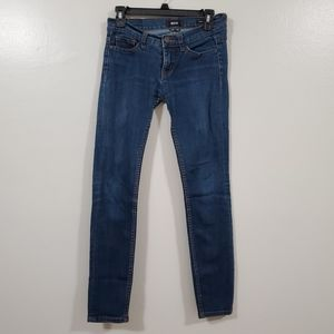 BDG URBAN OUTFITTERS Cigarette Mid Rise Ankle Jean